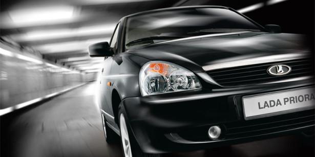 Lada Priora теперь станет ультрабюджетны автомобилем