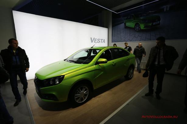 Lada Vesta в Волгограде фото 69