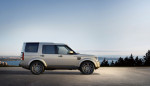 Land Rover Discovery Graphite 2015 Фото 03