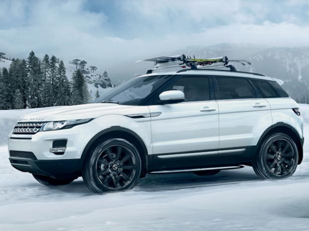 Land Rover начал продажи кроссовера Evoque в России