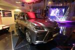 Презентация нового Lexus LX 2015 в Волгограде