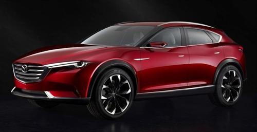 Mazda презентует кроссовер CX-9 20 ноября
