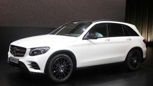 Mercedes-Benz планирует производить внедорожник GLC в Финляндии