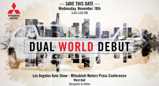 Mitsubishi в Лос-Анджелесе