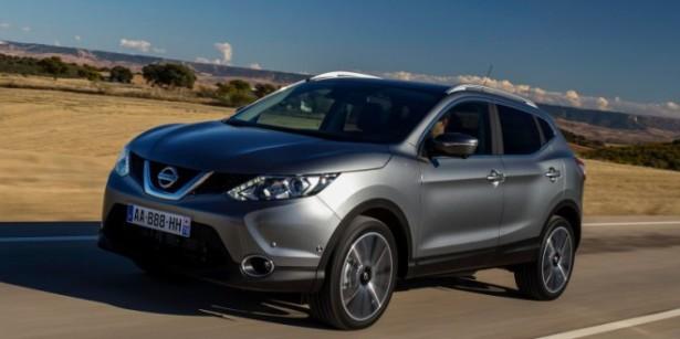 Nissan озвучил цены и комплектации кроссовера Qashqai российской сборки
