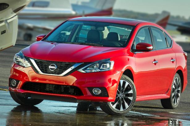 Nissan показал рестайлинговую Sentra