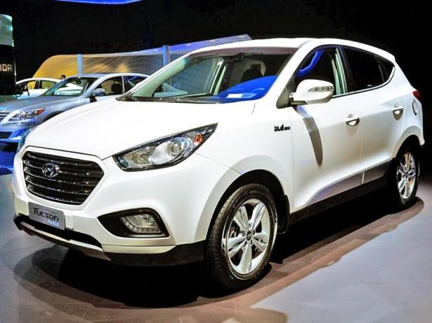Озвучены российские комплектации нового Hyundai Tucson