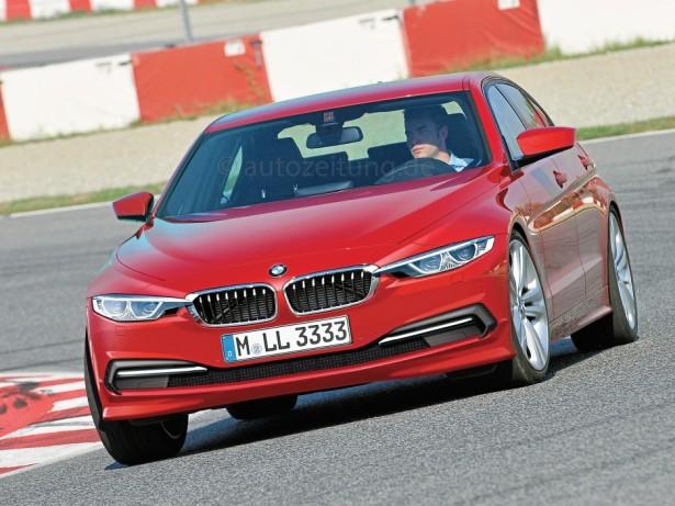 Первая информации о новом поколении BMW 3-серии появилась в сети