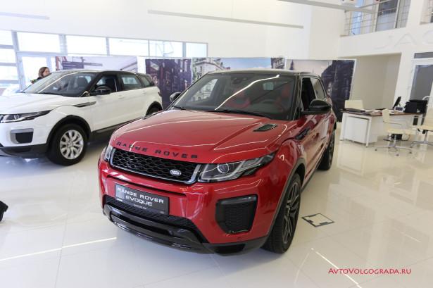 Range Rover Evoque 2015 в Арконт Фото 09