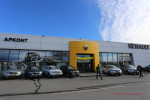 Renault в Арконт скидки 2015 Фото 02