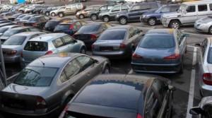 Рынок вторичных продаж автомобилей в октябре упал на 10,5%