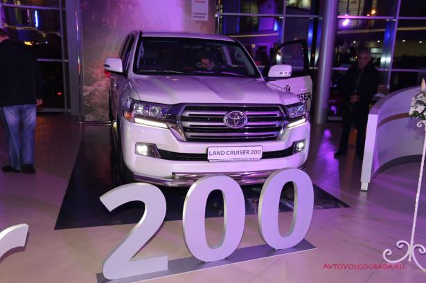 Toyota Land Cruiser 200 2015 в Волгограде Фото 26