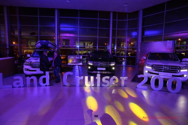 Toyota Land Cruiser 200 2015 в Волгограде Фото 27