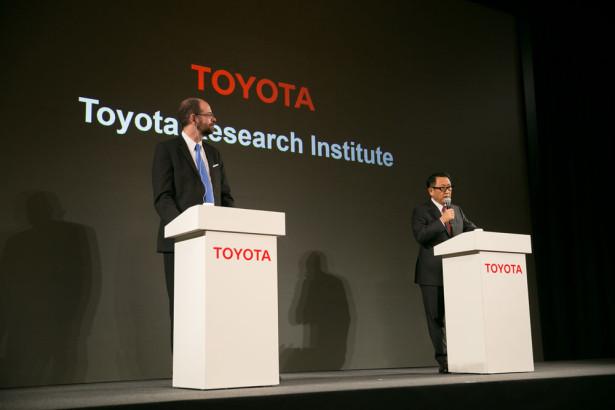 Toyota в Силиконовой Долине 2015