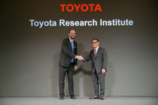 Toyota в Силиконовой Долине