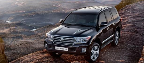 Toyota запустила российские продажи нового Land Cruiser 200