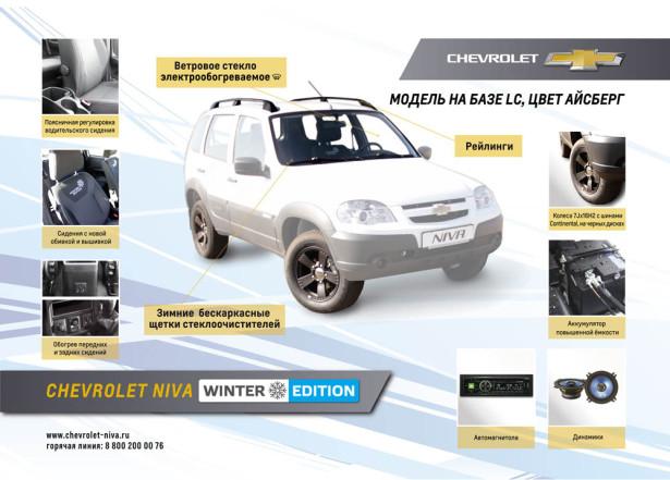 Уникальная Chevrolet NIVA