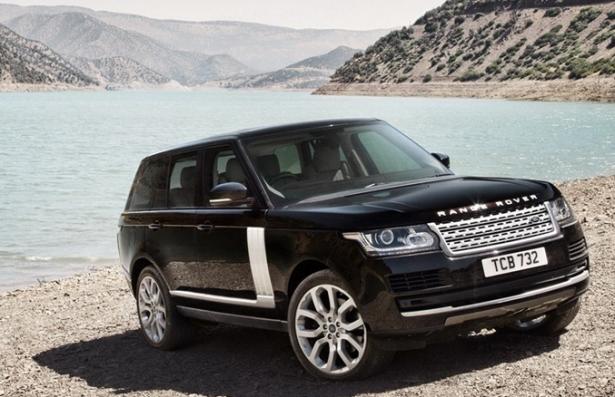 В России отзовут 70 автомобилей Range Rover и Range Rover Sport