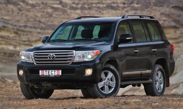 В России стартовали продажи Toyota Land Cruiser 200