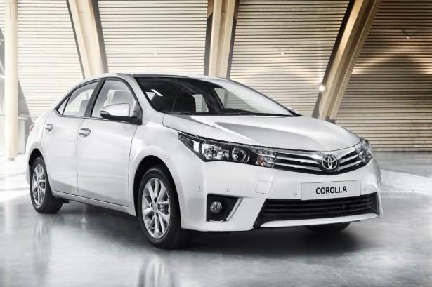 В Россию могут закрыть поставки Toyota Corolla из Турции