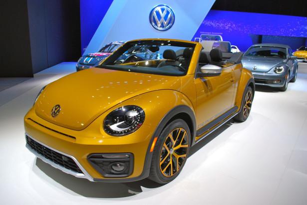 Volkswagen Beetle Dune 2016 Фото 01