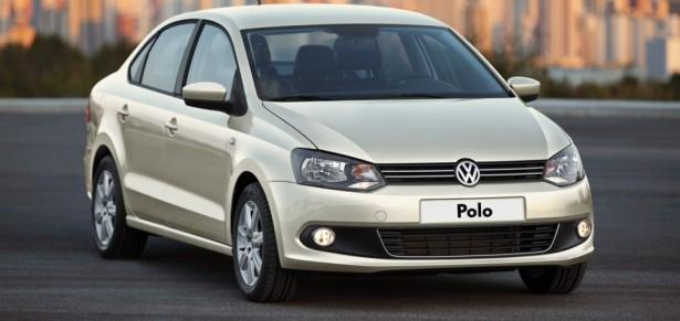 Volkswagen Polo удерживает позиции самого популярного автомобиля РФ среди европейских брендов
