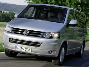 Volkswagen начинает производство минивэнов в Калуге