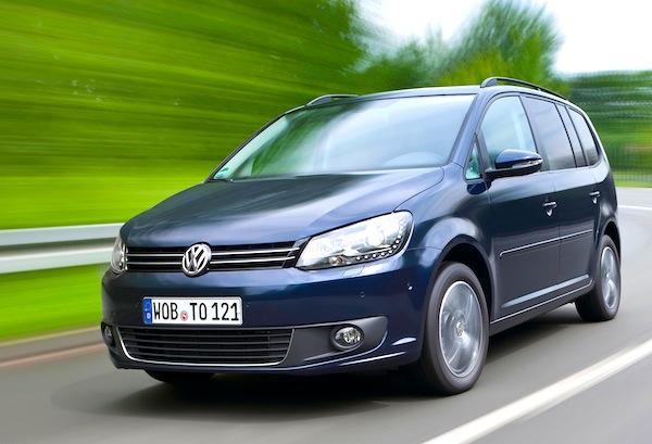 Der neue Volkswagen Touran TSI EcoFuel