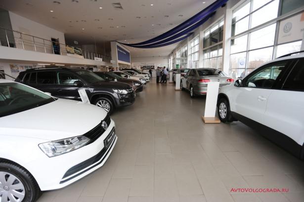 Ярмарка автомобилей Volkswagen Арконт Фото 19