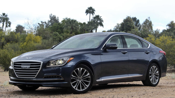 Южнокорейский Hyundai создаст новый бренд автомобилей класса люкс