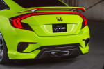 упе Honda Civic 2016 Фото 09