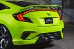 упе Honda Civic 2016 Фото 10