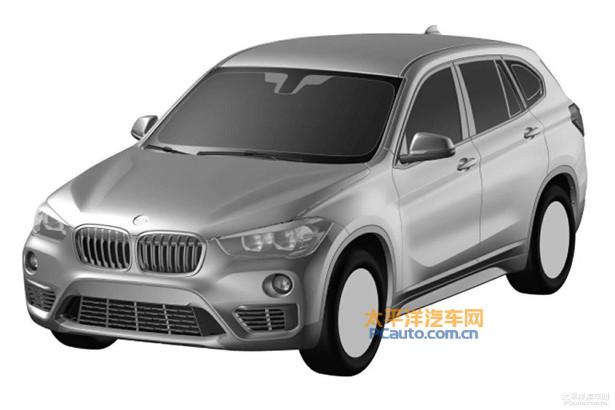 BMW Х1 с длинной базой 2016 Фото 01