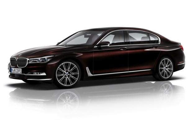 Базовая комплектация BMW 7-series получит новый турбированный мотор
