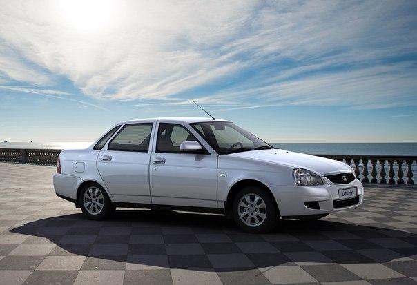 C 18 декабря производство Lada Prioora будет приостановлено на месяц