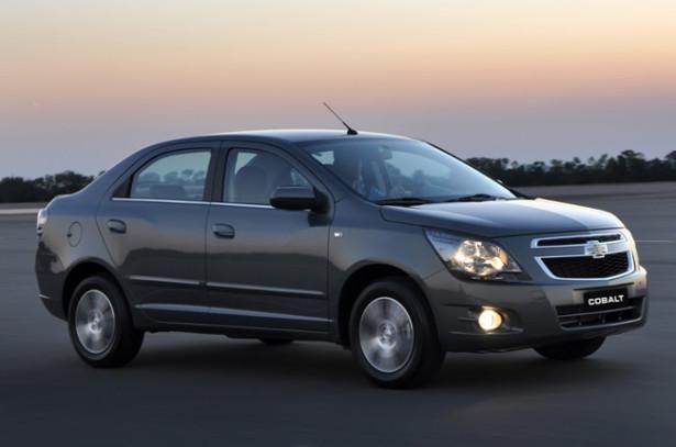 Chevrolet Cobalt вернётся в Россию под брендом
