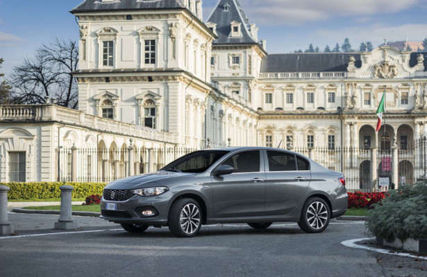 Fiat Tipo 2016 Фото 16