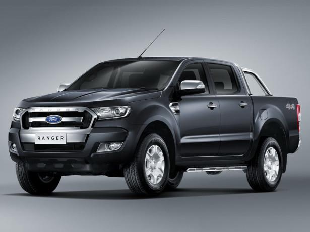 Ford Ranger 2015 Фото 01