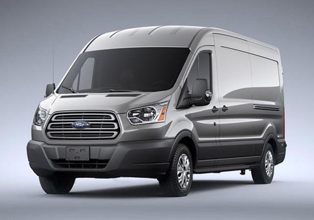Ford Transit последнего поколения начали производить в Елабуге