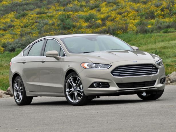Ford представит новую модель Fusion в Детройте