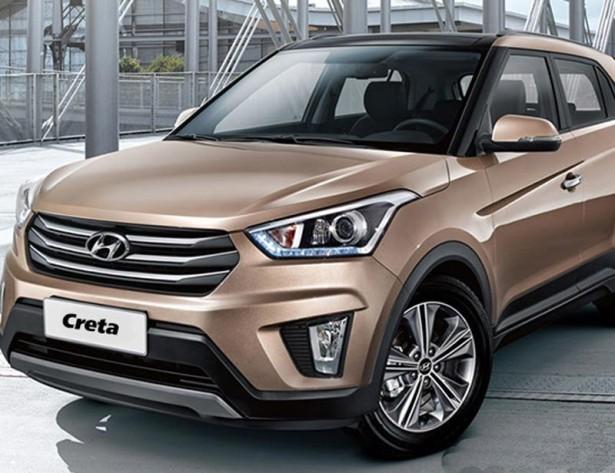 Hyundai увеличит производство кроссоверов Creta