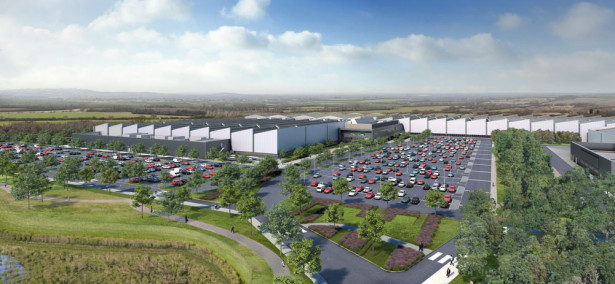 Jaguar Land Rover расширяет завод Фото 01