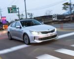 Kia Optima PHEV Hybrid 2016 фото 01