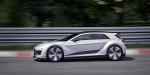 Концепт Volkswagen Golf GTE Sport 2016 фото 02