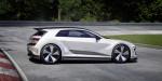 Концепт Volkswagen Golf GTE Sport 2016 фото 08