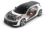 Концепт Volkswagen Golf GTE Sport 2016 фото 12