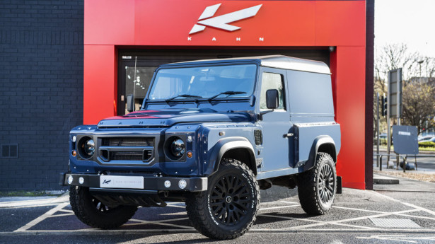 Land Rover Defender 2.2 TDCI 110XS Kahn 2015 Фото 04
