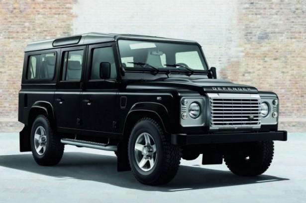 Land Rover приступает к производству нового поколения Defender