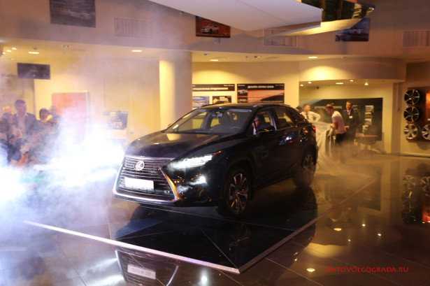 Lexus RX 2015 Волгоград Фото 11