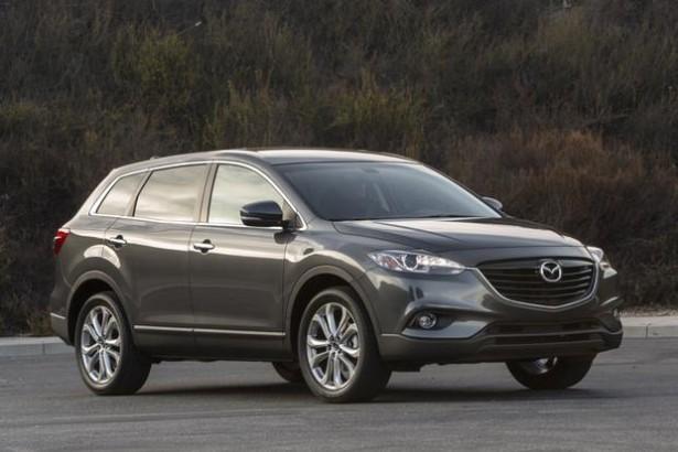 Mazda CX-9 уходит с российского авторынка